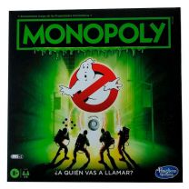 Juego Monopoly Ghostbusters (5010993702213)