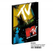 Carpeta Gomas De Mtv 'Radio'  (8414778519190)