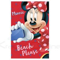 Manta polar Minnie Disney (5999100300767)