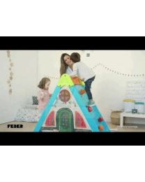 Play & Fold Activity House 3In1 (800011400)