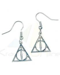 Pendientes Deathly Hallows Harry Potter (5055583406638)