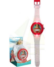 Reloj De Pulsera Digital Con Luz Led De Elena De Avalor  (8435333877876)