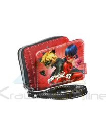 Cartera billetero mini de Ladybug 'Defenders'  (35286)