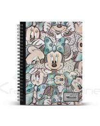 Cuaderno DIN A4 de Minnie Mouse Classic 'Drawing'  37567