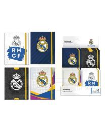 Block con goma 25x35cm de Real Madrid 170539