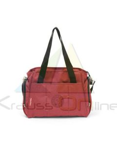 Fisher Price - mama bag+acc 37x17x32.5 red  (FP10025)