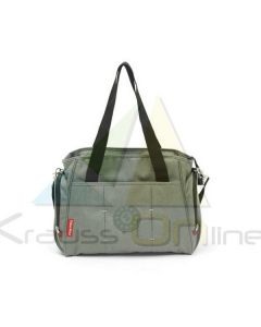 Fisher Price - mama bag+acc 37x17x32.5 gray  (FP10017)